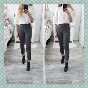 NWOT Topshop Cropped Trousers